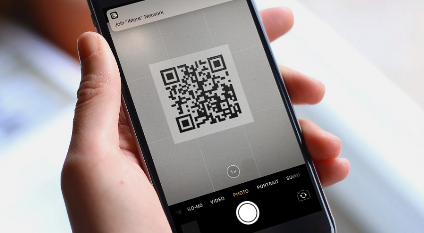 Oysso Generates QR Code that is Mobile Optimized